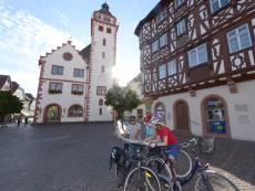 Etappe 2: Von Buchen nach Mosbach