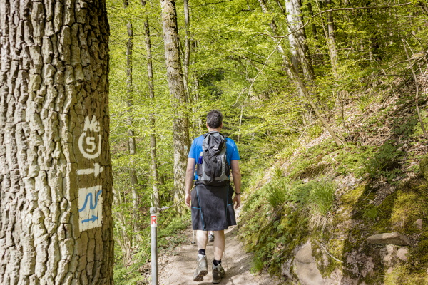 Neckarsteig - Qualitätswanderweg