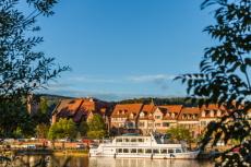 Eberbacher Personenschifffahrt - Entschleunigen und Genießen