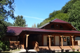 Odenwald-Camping-Park in Hirschhorn