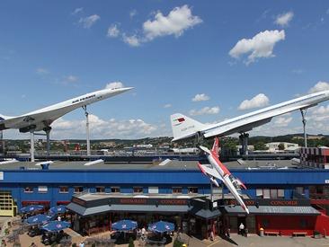 Auto & Technik Museum Sinsheim