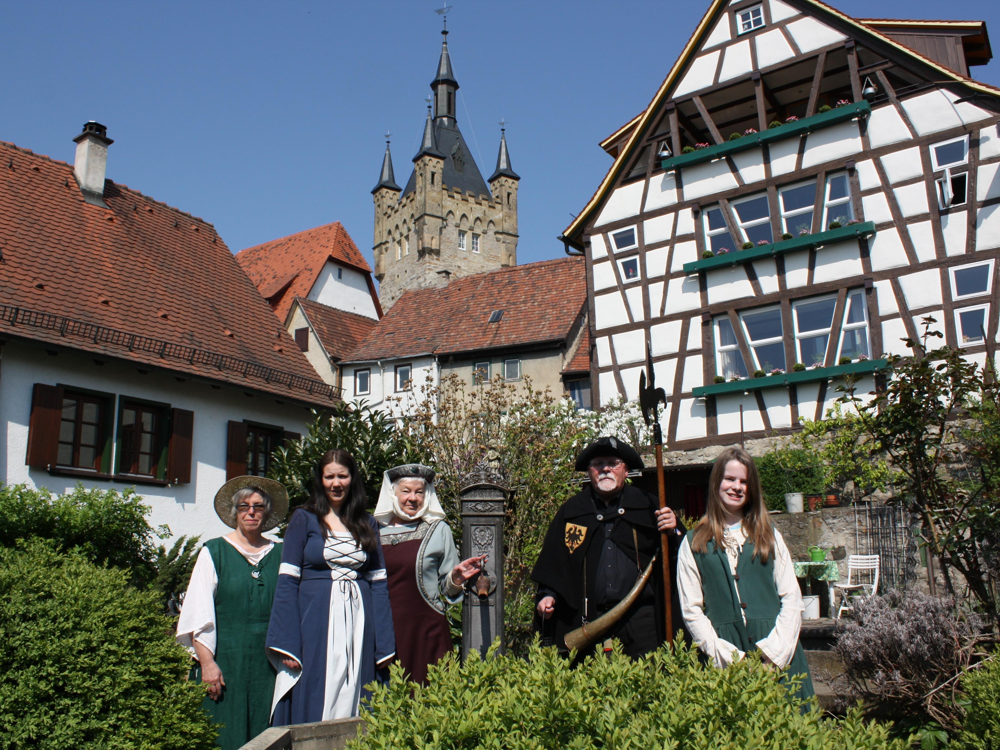 Neckarsteig - das Wandererlebnis im Odenwald