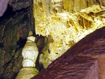 Eberstadter Tropfsteinhöhle - einzigartiges Naturdenkmal