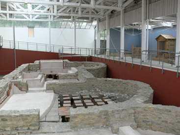 Römermuseum und Limespark Osterburken