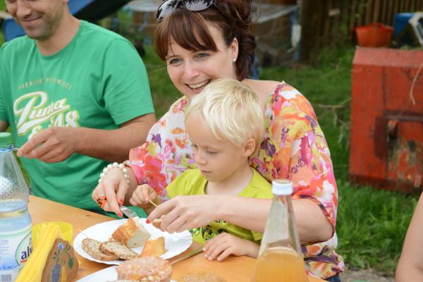 Familienfreundliche Gastronomie