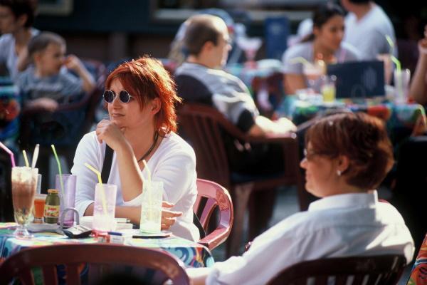 Café, Bar und Bistro