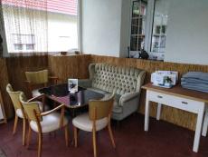 Café - das kleine Wohnzimmer