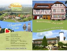Höhenhaus Odenwald